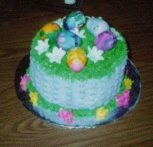 Images For Easter Cakes